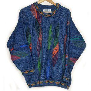 Vintage COOGI Blues sweater jumper